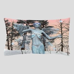 Ice Fairy Pillow Case