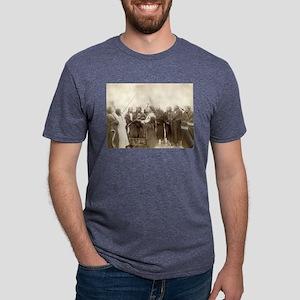 Lakota Chiefs - John Grabill - 1880 Mens Tri-blend