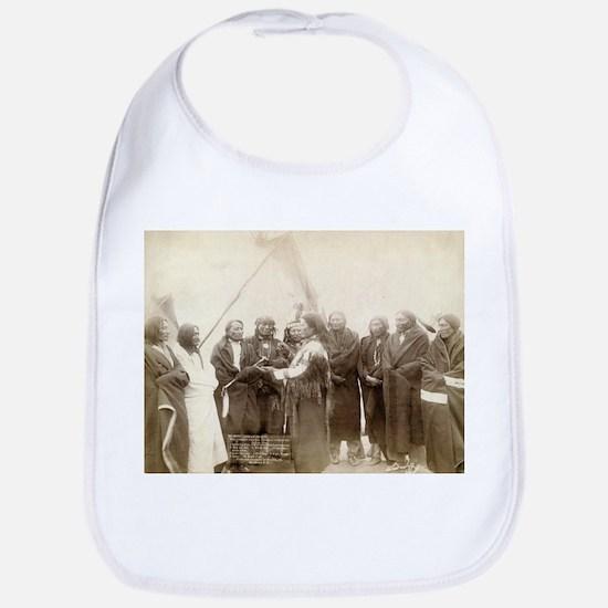 Lakota Chiefs - John Grabill - 1880 Cotton Baby Bi