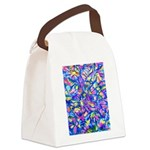 Abstact (AL)-1 Canvas Lunch Bag