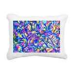 Abstact (AL)-1 Rectangular Canvas Pillow