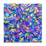 Abstact (AL)-1 Tile Coaster