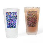 Abstact (AL)-1 Drinking Glass