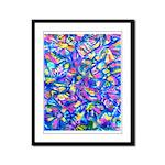 Abstact (AL)-1 Framed Panel Print