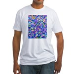 Abstact (AL)-1 Fitted T-Shirt
