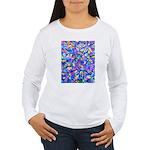 Abstact (AL)-1 Women's Long Sleeve T-Shirt