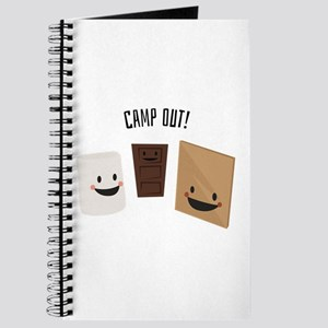 Camp Out! Journal