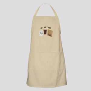 Let's Have S'more! Apron
