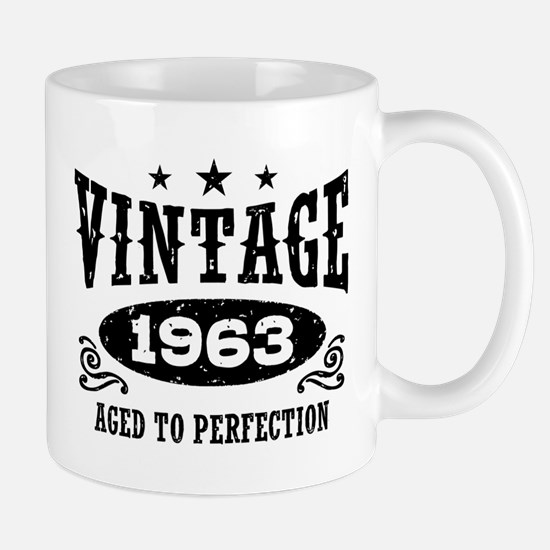 Vintage 1963 Mug