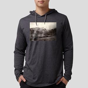 Harney's Peak - John Grabill - 1890 Mens Hooded Sh