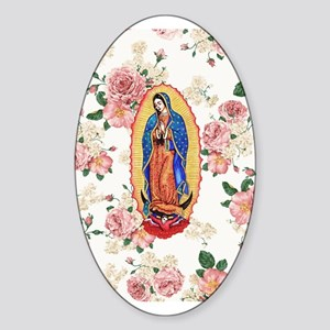 Virgin of Guadalupe Sticker