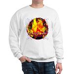 Dauntless Flaming Pixels Sweatshirt
