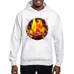 Dauntless Flaming Pixels Hooded Sweatshirt
