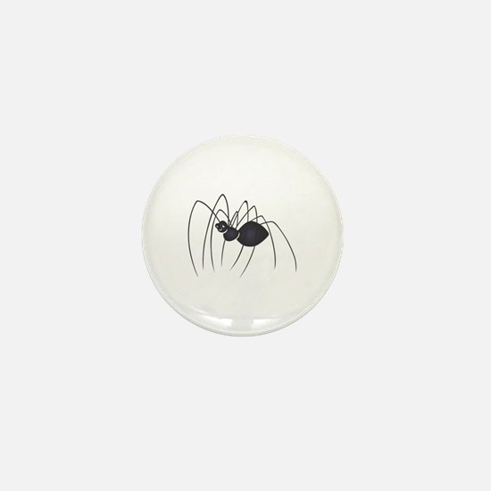 DADDY LONG LEGS SPIDER Mini Button