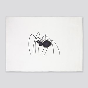 DADDY LONG LEGS SPIDER 5'x7'Area Rug