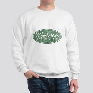 Vintage Merlotte's Bar & Grill Sweatshirt