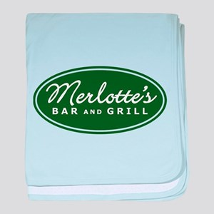 Merlotte's Bar and Grill baby blanket