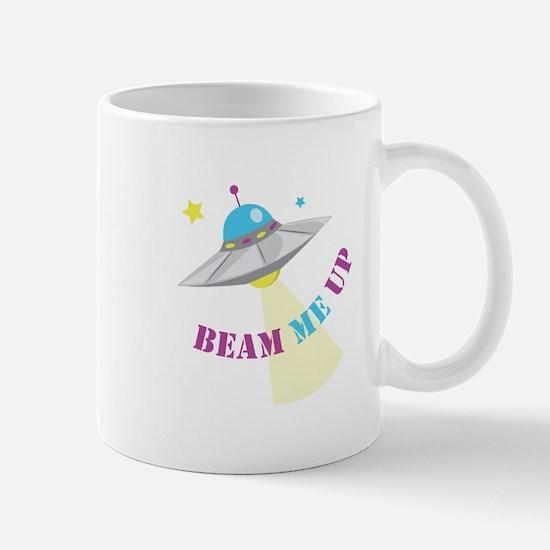 Beam Me Up Mugs