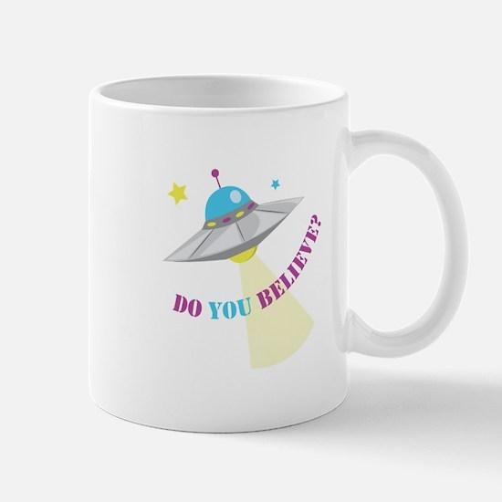 Do You Believe? Mugs