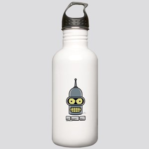 Futurama Alt Shift Kil Stainless Water Bottle 1.0L