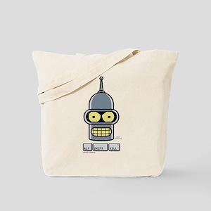 Futurama Alt Shift Kill Tote Bag