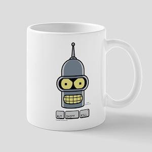 Futurama Alt Shift Kill Mug