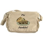 Pie Junkie Messenger Bag