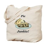 Pie Junkie Tote Bag