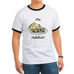 Pie Addict Ringer T