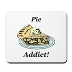 Pie Addict Mousepad