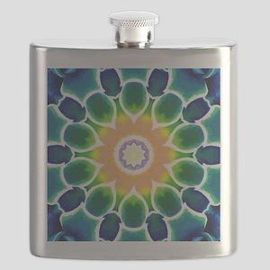 Sun Earth Sky in Harmonious Peace Flask