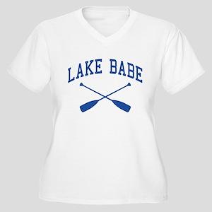 Lake Babe Plus Size T-Shirt