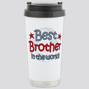 Best Brother Globe Stainless Steel Travel Mug