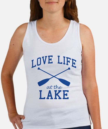 Love Life at the Lake Tank Top