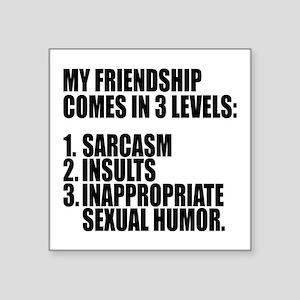 Friendship Skills Sticker