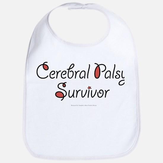 Cerebral Palsy Survivor Bib