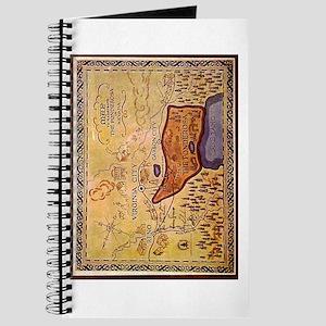 Ponderosa Map Journal