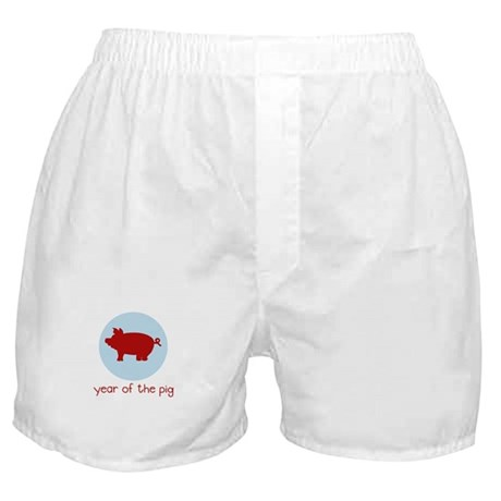 Year of the Pig - Boxer Shorts
