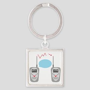 Walkie Talkies Keychains
