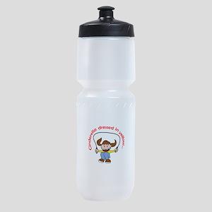 JUMP ROPE RHYME Sports Bottle