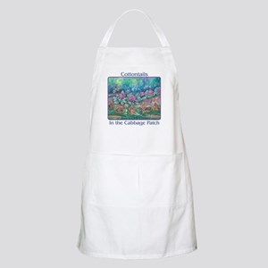 Cottontail rabbits BBQ Apron