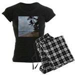 Maui Beach Palms Pajamas