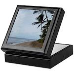 Maui Beach Palms Keepsake Box