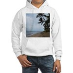 Maui Beach Palms Hoodie