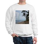 Maui Beach Palms Sweatshirt