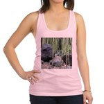 Maui Bamboo Forest Racerback Tank Top