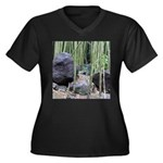 Maui Bamboo Forest Plus Size T-Shirt