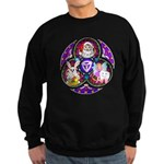 Santa Claus Sweatshirt (dark)