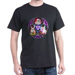 Santa Claus Dark T-Shirt