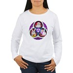 Santa Claus Women's Long Sleeve T-Shirt